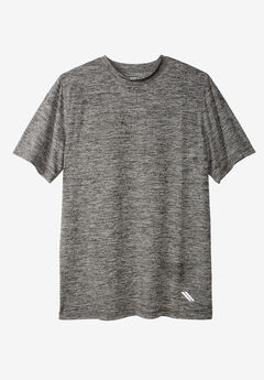 Performance Crewneck Tee by KS Sport™,