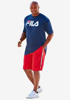 Tape Logo Shorts by FILA®,