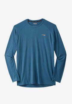 Long-Sleeve Mobility Shirt by Copper Fit™,