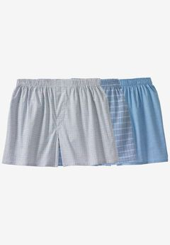 Woven Boxer 3-Pack,