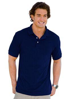 Hanes® ComfortSoft® Piqué Polo Shirt,