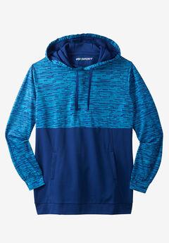 Wicking Pullover Hoodie by KS Sport™,