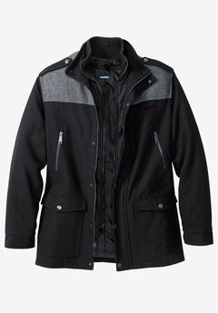 Wool Combat Jacket,