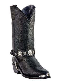 Dingo 12' Concho Western Boots,