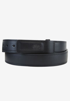 Covered Mechanics Belt by Dickies®, BLACK, hi-res