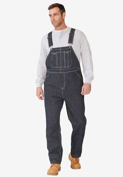 Denim Overalls by Boulder Creek®,