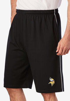 NFL® Side Hit Piped Jersey Short, VIKINGS