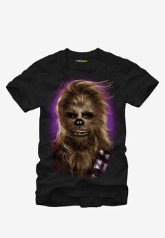 Star Wars Expressions Graphic Tee, CHEWBACCA