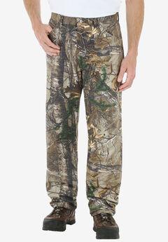 ProGear Upland Pants by Wrangler®, REALTREE DARK BROWN, hi-res