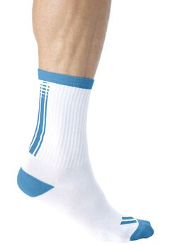 Crew Socks 2-Pack by KS Sport™,