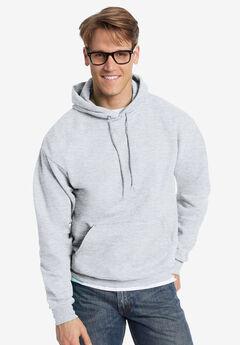 Hanes® ComfortBlend EcoSmart Pullover Hoodie, ASH, hi-res