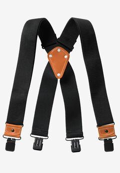 Work Suspenders by Dickies®, BLACK, hi-res