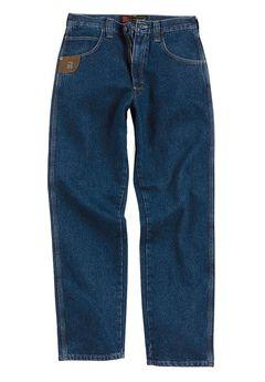 5-Pocket Classic Jeans by Wrangler®, ANTIQUE INDIGO, hi-res