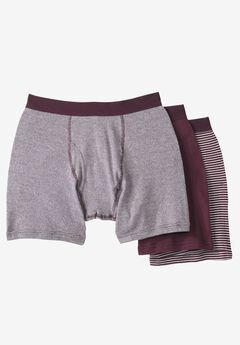 Cotton Cycle Brief 3-Pack,
