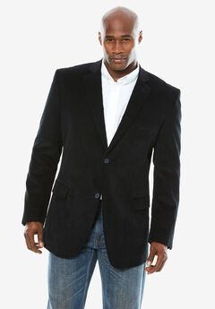 Corduroy Blazer by KS Signature,