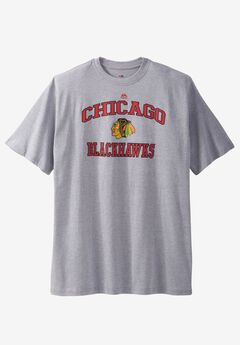 NHL® Heart & Soul Tee, BLACKHAWKS