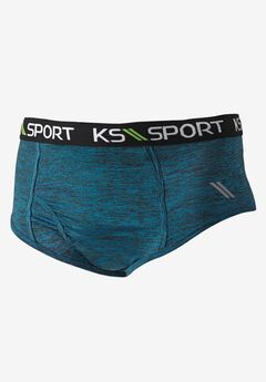 Performance Classic Brief by KS Sport™, ELECTRIC TURQUOISE, hi-res