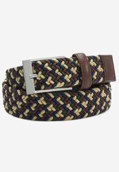 Elastic Braid Belt,