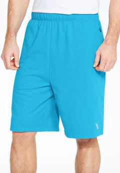 Wicking Fleece Shorts by KS Sport™,