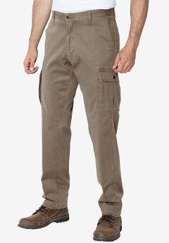 Straight Utility Cargo Pants by Dockers®, NEW BRITISH KHAKI, hi-res