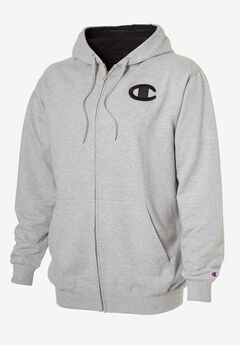 Full Zip Logo Hoodie by Champion®,
