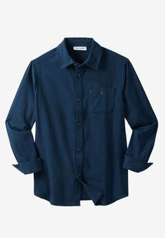 Shoreman's Chamois Shirt by Liberty Blues®,