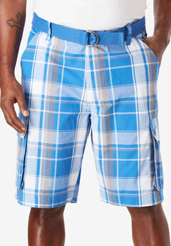 Salem Plaid Shorts by Ecko®,