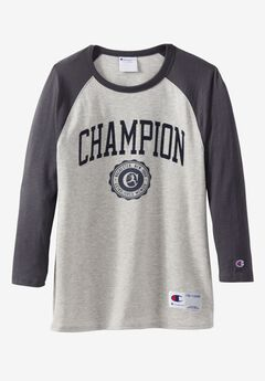 Baseball Tee by Champion®,