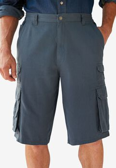 Ranger Side-Elastic Cargo Shorts by Boulder Creek®,