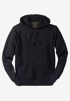 Warmth Without Weight Hoodie by Boulder Creek® , BLACK, hi-res