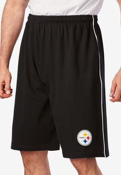NFL® Side Hit Piped Jersey Short, STEELERS