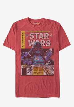 Star Wars Expressions Graphic Tee, STAR WARS COMIC