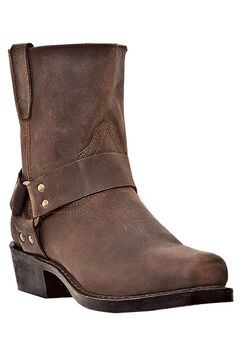 Dingo 7' Harness Side Zip Boots,
