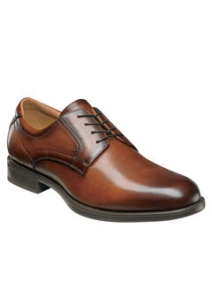 Florsheim® Midtown Plain Toe Oxford, COGNAC