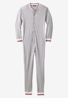 Holiday Onesie, HEATHER GREY