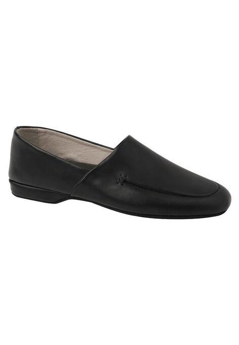 d317612caf0 L.B. Evans Duke Opera Leather Slippers