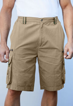 Ripstop Expedition Cargo Shorts by Boulder Creek®,