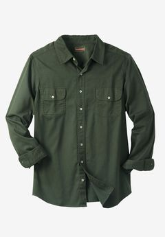 Long-Sleeve Renegade Shirt by Boulder Creek®,