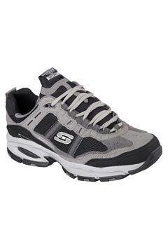 Vigor 2.0 Trait Sneaker by Skechers®, CHARCOAL, hi-res