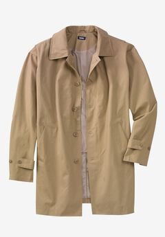 Trench Coat, KHAKI