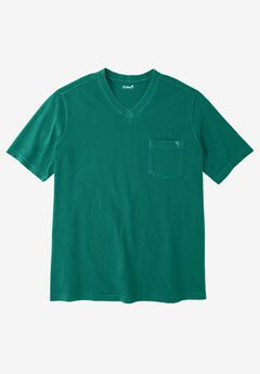 V-Neck Saltwash Tee by KS Island™,