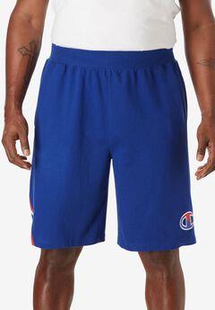 Race Stripe Logo Shorts by Champion®,