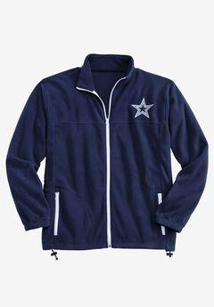 NFL® Polar Fleece Jacket, COWBOYS, hi-res