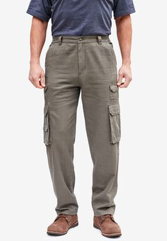 Side-Elastic Ranger Cargo Pants by Boulder Creek®,