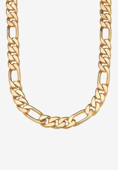 Figaro-Link Necklace 24',