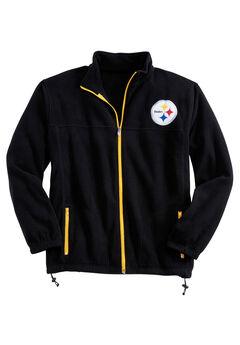 NFL® Polar Fleece Jacket, STEELERS