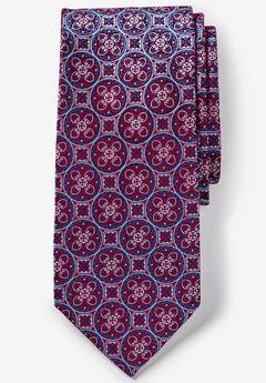 Classic Medallion Tie,