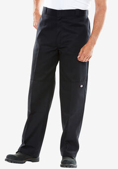 Double-Knee Work Pant by Dickies®, BLACK, hi-res