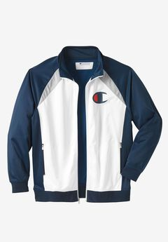 Baseball Track Jacket by Champion®,