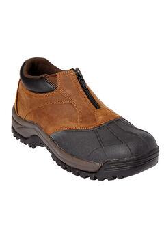 Propét® Zip Front Blizzard Boots, BLACK BROWN, hi-res